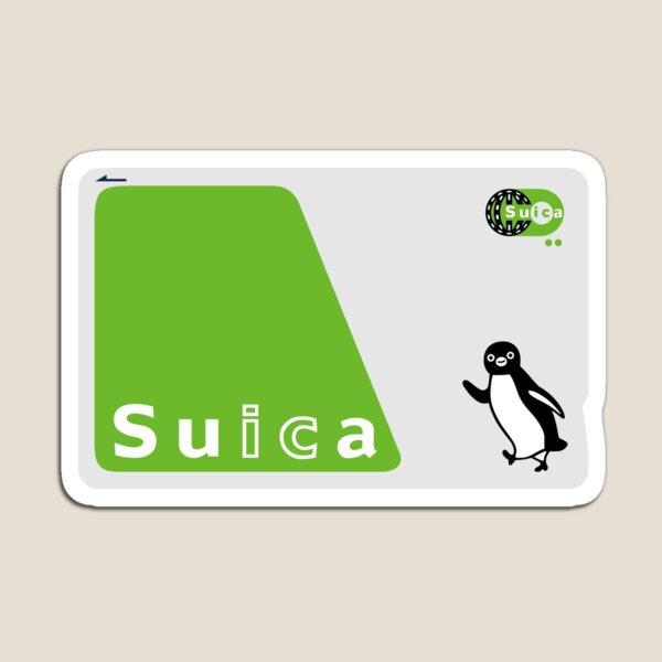 Suica Card Magnet