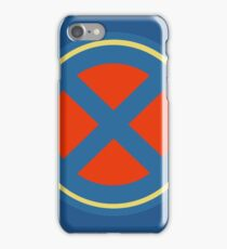 X Logo iPhone Case/Skin