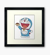 Doraemon Framed Print
