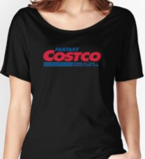 fantasy costco Women's Relaxed Fit T-Shirt