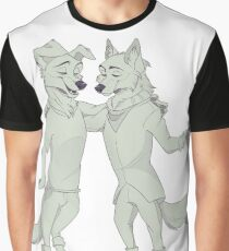 Old Canines  Graphic T-Shirt