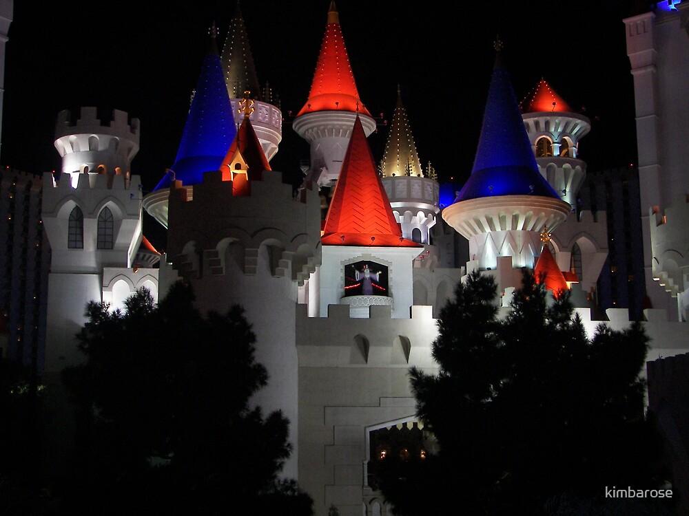 Magic Night In Vegas by kimbarose