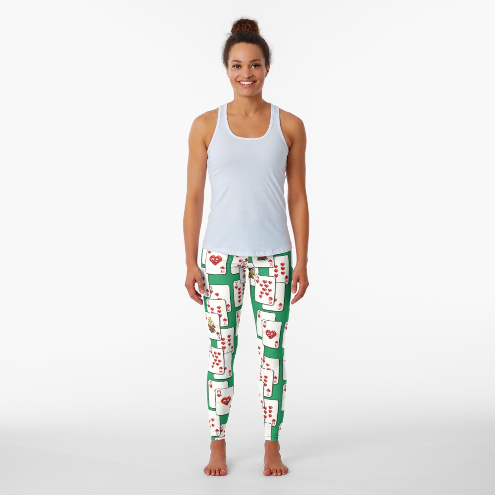 All The Hearts Leggings