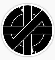 Crass Sticker