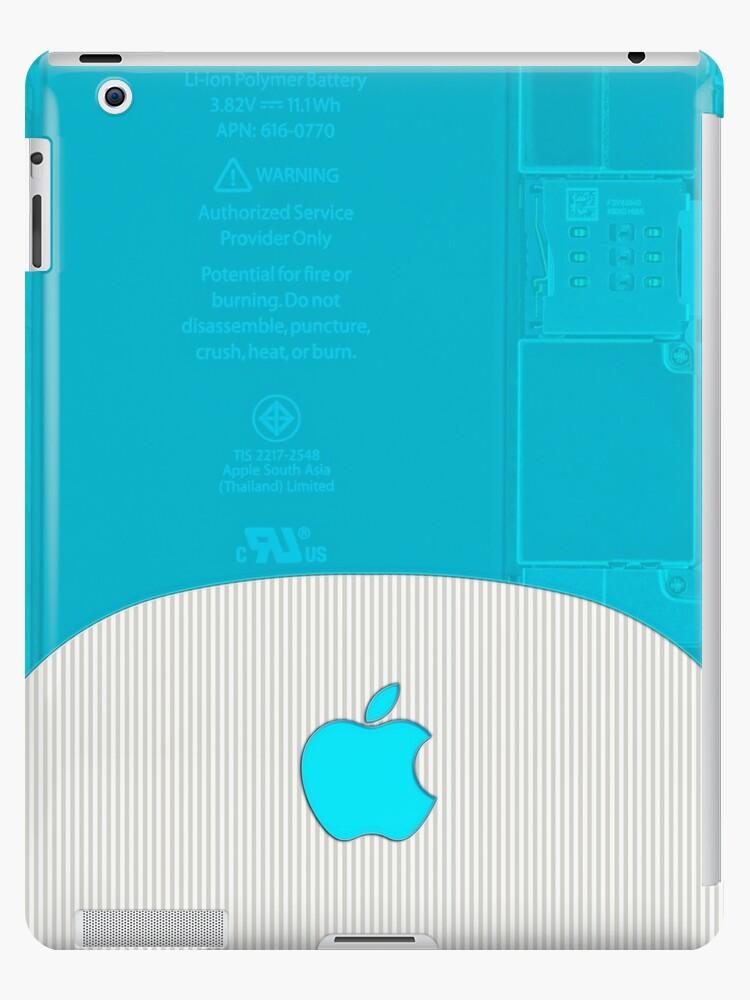 Apple iMac Bondi Blue by elmindo