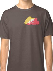 Bhutan Classic T-Shirt