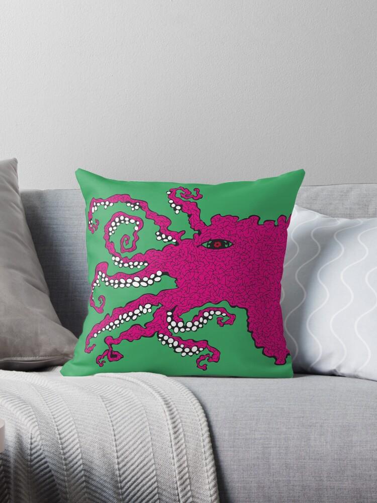 Octopus von Ray Rubeque