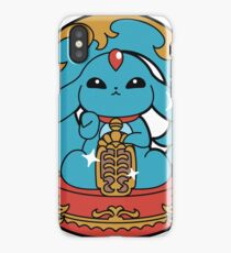 Lucky Carbuncle iPhone Case/Skin