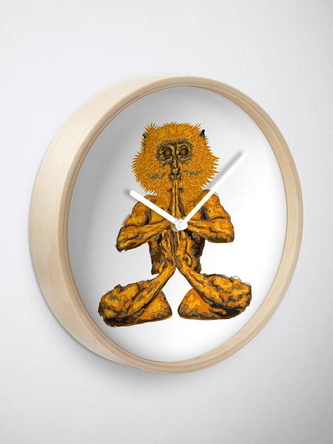 Alternative Ansicht von Monkey King Uhr