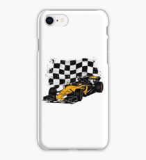 Formula 1 Racing Team Renault  iPhone Case/Skin