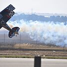 Skip Stewart Pitts Sideways,Avalon Airshow,Australia 2017 by muz2142