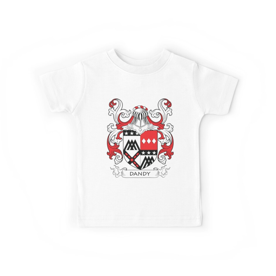 Dandy Coat of Arms by heraldrydesigns