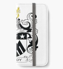 Dandy Coat of Arms iPhone Wallet/Case/Skin