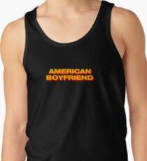 Kevin Résumé American Boyfriend Chemise Merch Débardeurs