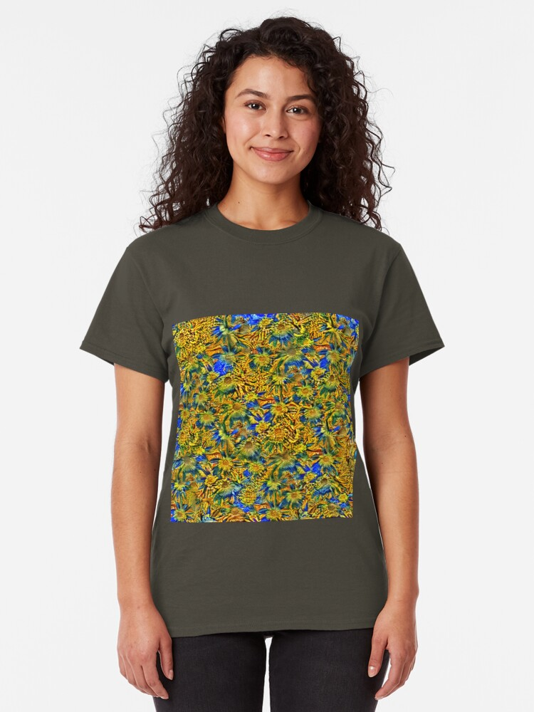 Alternate view of Flowers Classic T-Shirt