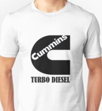 Cummins Turbo Diesel Unisex T-Shirt