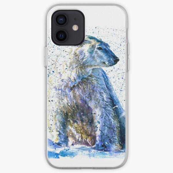 Eisbär iPhone Flexible Hülle