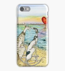 Two Paper Boats iPhone Case/Skin