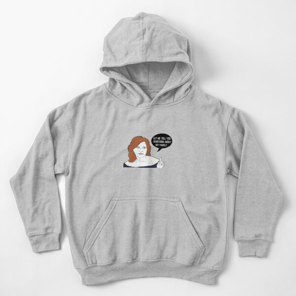 My Family Kids Pullover Hoodie