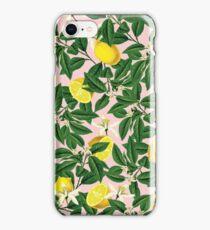 Lemonade II #redbubble #decor #buyart iPhone Case/Skin