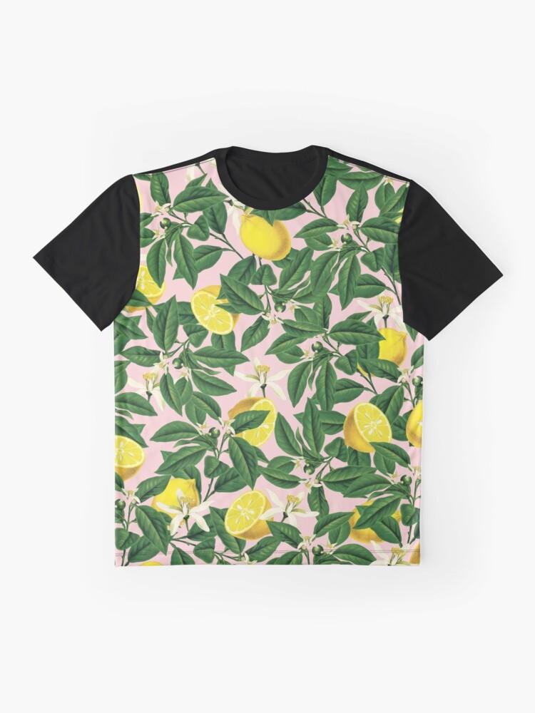Alternative Ansicht von Limonade II #redbubble #decor #buyart Grafik T-Shirt