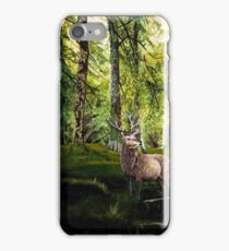 Forest Stag iPhone Case/Skin