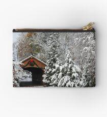 Christmas Bridge Studio Pouch