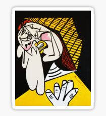 NEW THE WEEPER  PICASSO Sticker