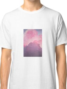 + pink clouds +  Classic T-Shirt
