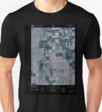 USGS TOPO Map Colorado CO Buffalo Springs Ranch NE 20100917 TM Inverted Unisex T-Shirt