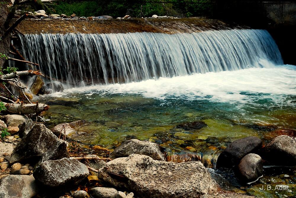 Sweet Water Fill Me by J. D. Adsit