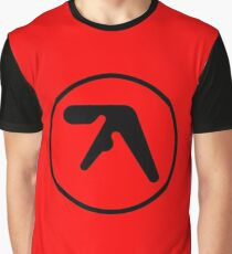 aphex twin logo Graphic T-Shirt
