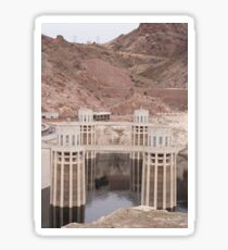 Hoover Dam Sticker