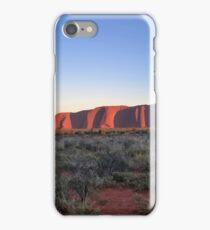 Uluru at Dusk iPhone Case/Skin