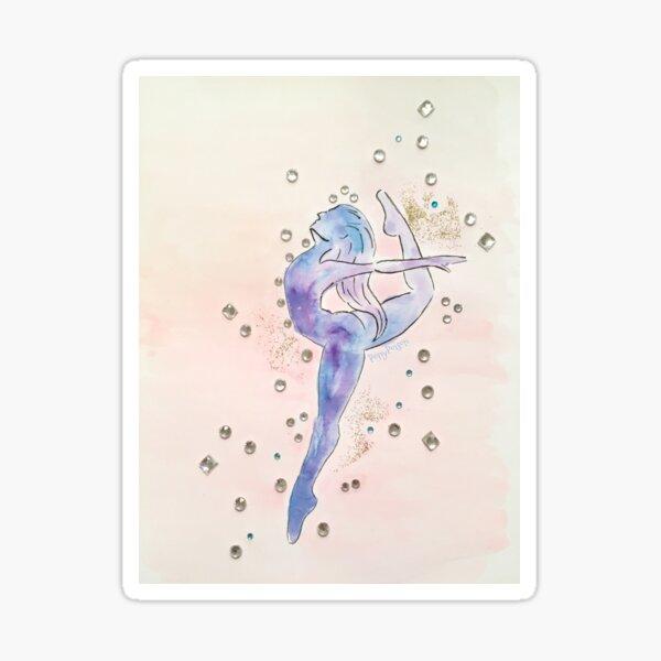Sparkle Dancer Sticker