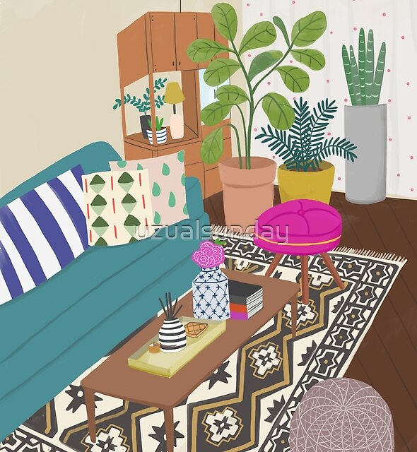 Home Series 1 by uzualsunday