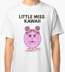 Little Miss Kawaii Classic T-Shirt