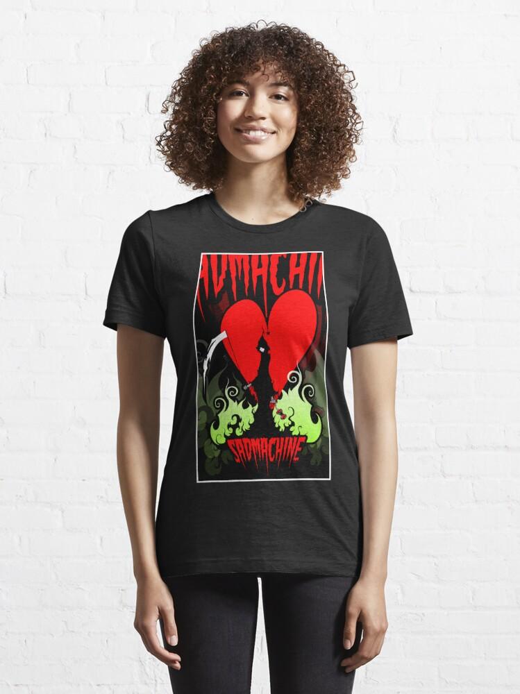 Alternate view of death by cliche' - remix Essential T-Shirt
