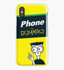 Phone for Dummies iPhone Case/Skin