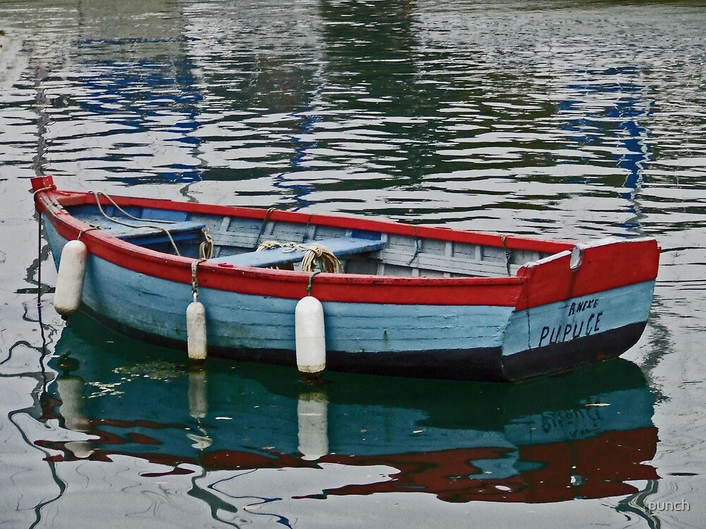 Old Boat by punch