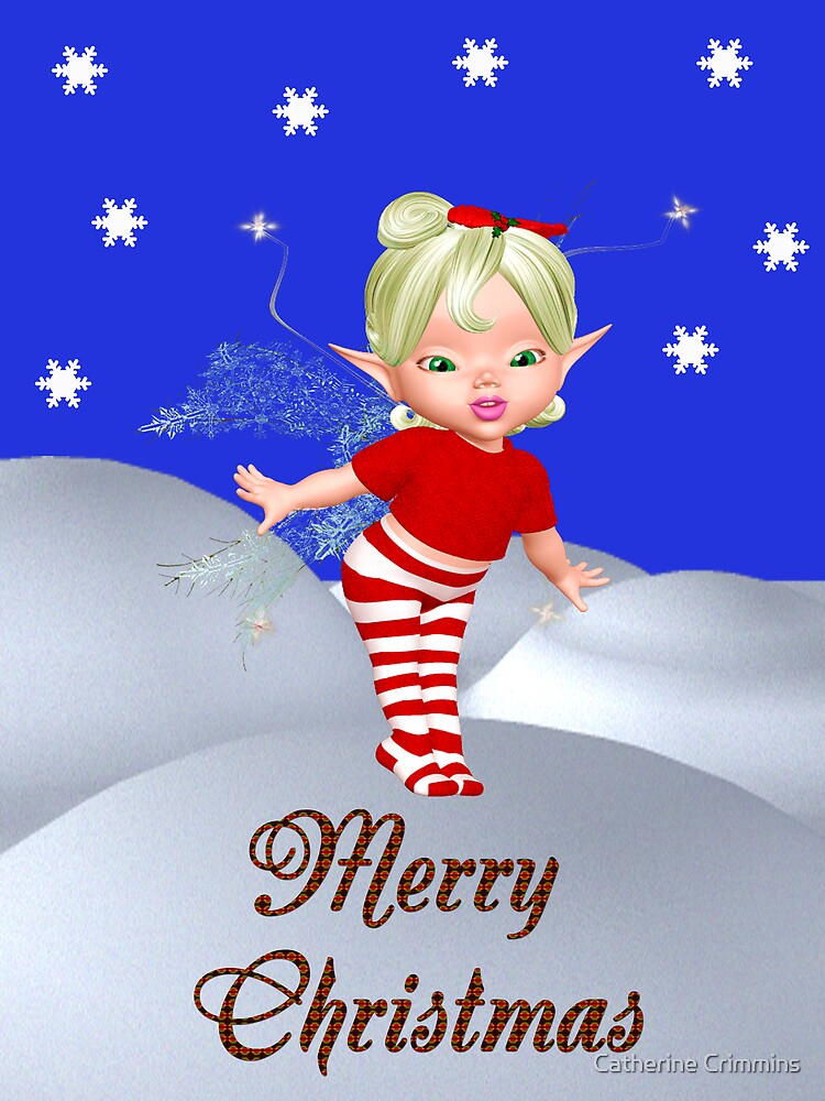A Christmas Cutie by Catherine Crimmins