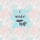I Need A Nap by utakutikshop