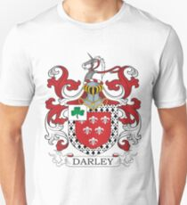 Darley Coat of Arms Unisex T-Shirt