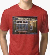 Pubs of Ireland ~ Murphy's Pub Tri-blend T-Shirt