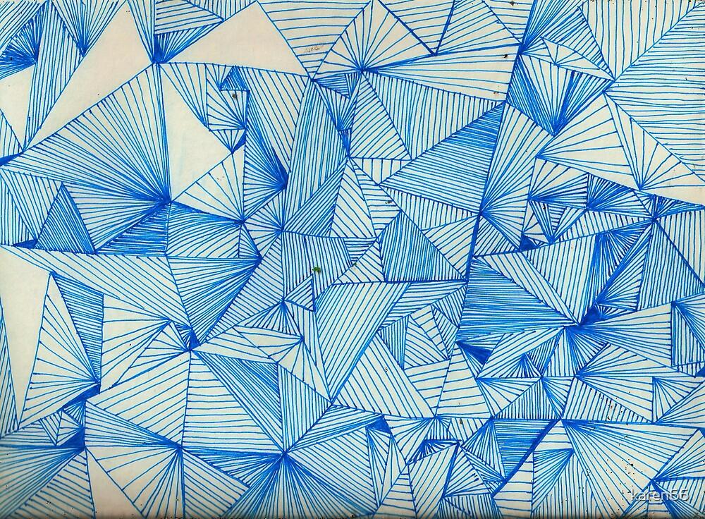 Blue by karen66
