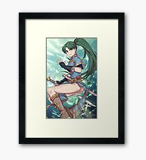 Lyn - Fire Emblem: The Binding Blade  Framed Print