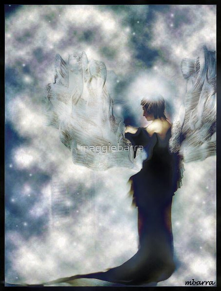 A Bit Of Angel In Every Woman by maggiebarra