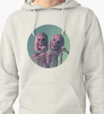 Siamese Twins  Pullover Hoodie