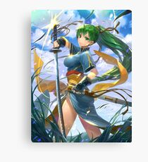 Lyn - Fire Emblem: The Binding Blade Canvas Print