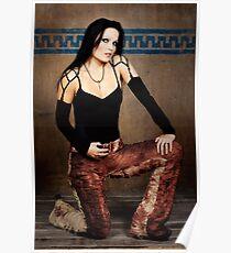 Tarja Nightwish Poster